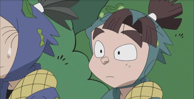忍者亂太郎 第二十四季第63話【一點小事別在意 之段】 線上看