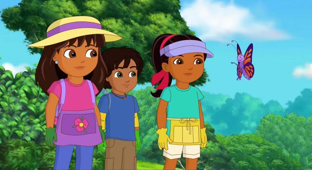 朵拉和朋友們 第2季 全集2 線上看