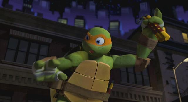 忍者龜 第一季3 線上看