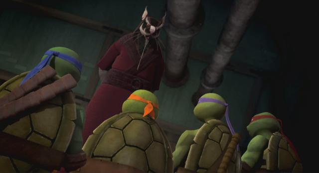 忍者龜 第一季5 線上看