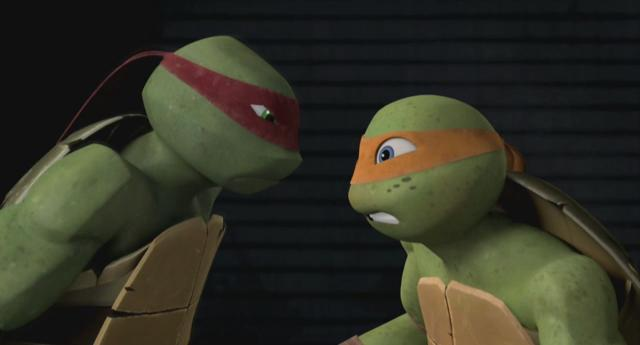 忍者龜 第一季10 線上看
