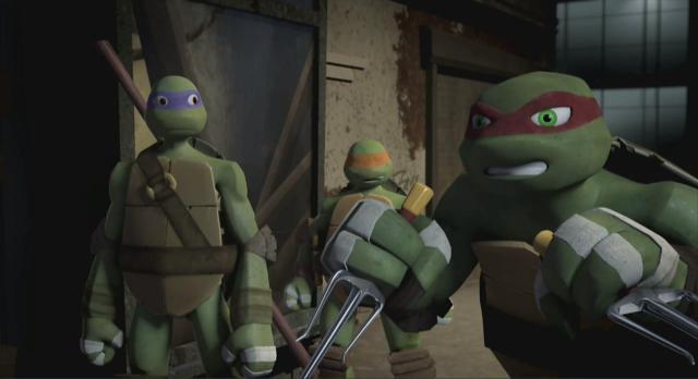 忍者龜 第一季13 線上看