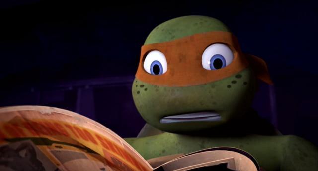 忍者龜 第二季3 線上看