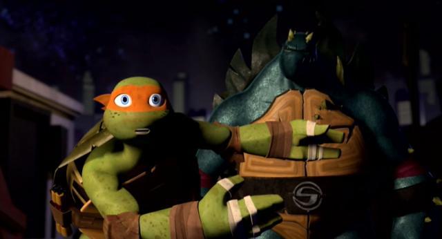 忍者龜 第二季7 線上看