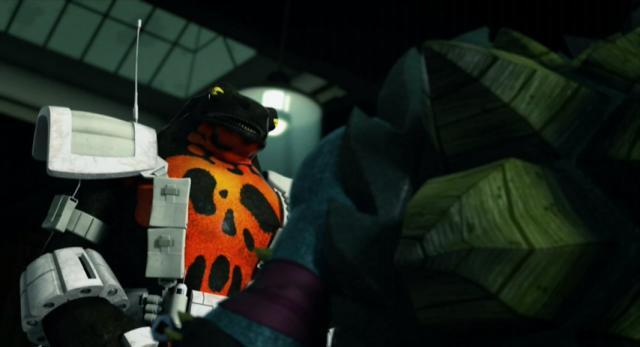 忍者龜 第二季17 線上看