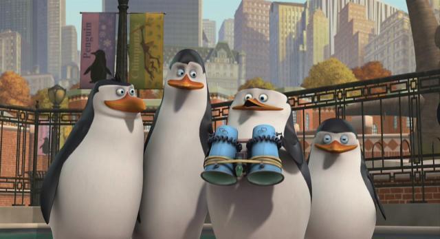 馬達加斯加的企鵝 第一季1 線上看