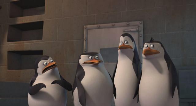 馬達加斯加的企鵝 第一季11 線上看