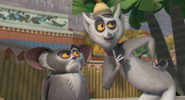 馬達加斯加的企鵝 第一季21 線上看