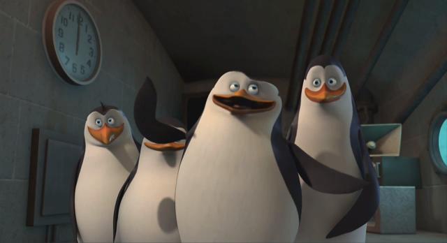 馬達加斯加的企鵝 第一季24 線上看