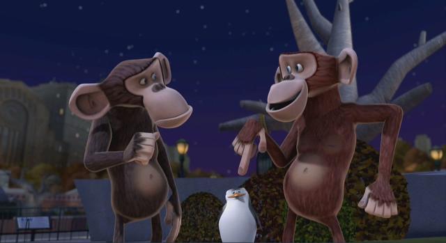 馬達加斯加的企鵝 第一季32 線上看