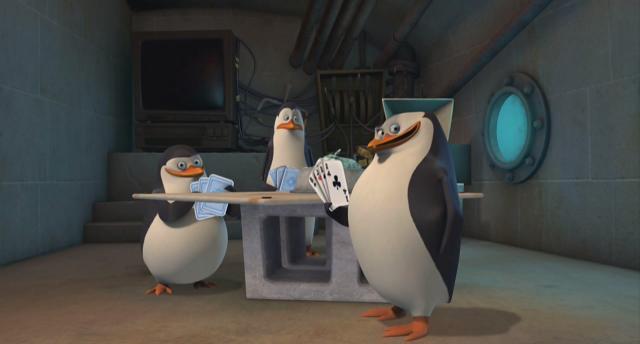 馬達加斯加的企鵝 第一季41 線上看