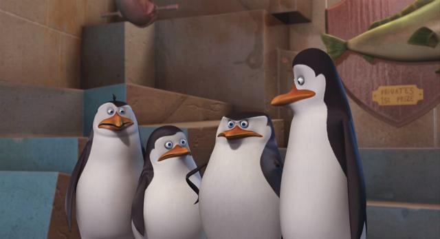 馬達加斯加的企鵝 第一季46 線上看