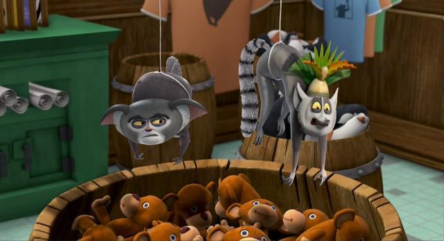 馬達加斯加的企鵝 第二季1 線上看