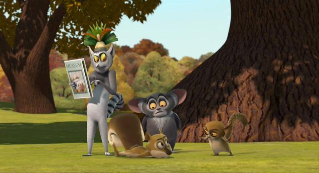 馬達加斯加的企鵝 第二季6 線上看