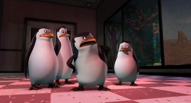 馬達加斯加的企鵝 第二季12 線上看