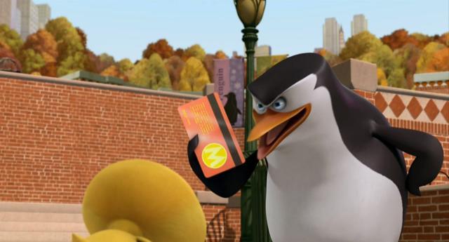 馬達加斯加的企鵝 第二季14 線上看