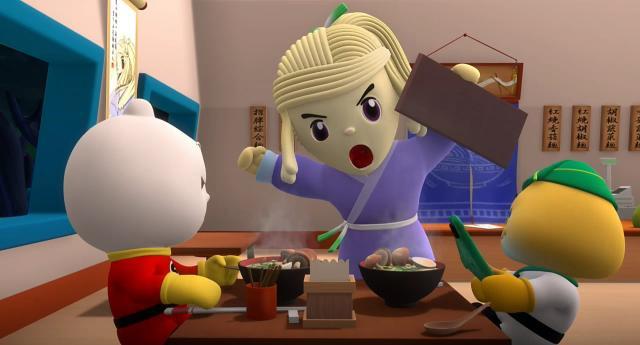 FOOD超人 第二季4 線上看