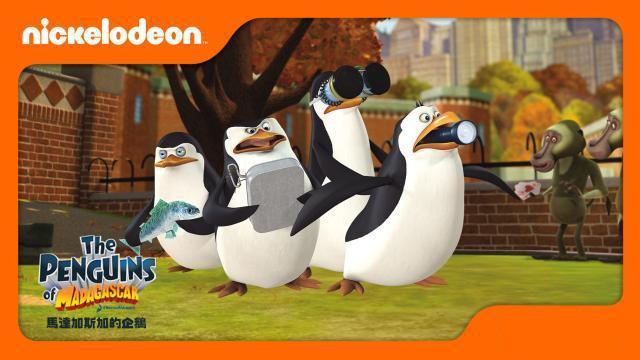 馬達加斯加的企鵝 第一季劇照 1