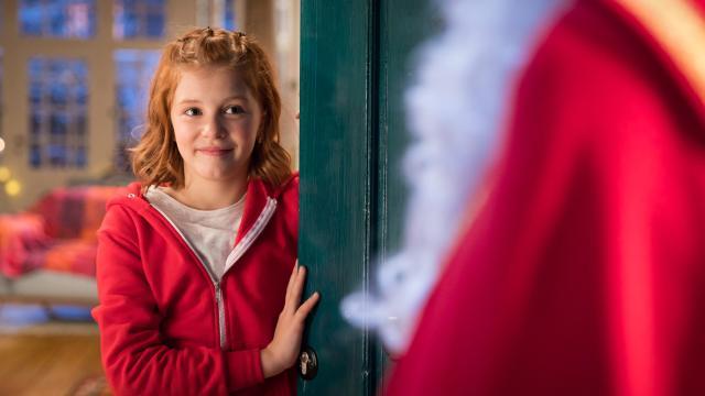莉莉的神奇聖誕節劇照 1