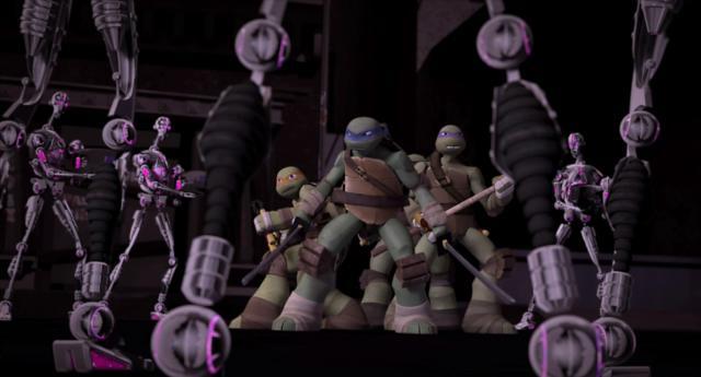 忍者龜 第三季12 線上看