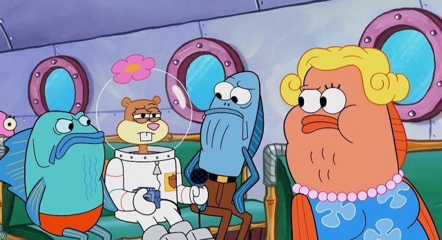 海綿寶寶 第九季31 線上看
