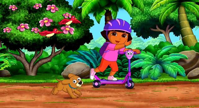 愛探險的朵拉 第八季第5集【Dora與皮多的救援冒險】 線上看