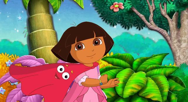 愛探險的朵拉 第八季第10集【Dora的美術館夢境探險】 線上看