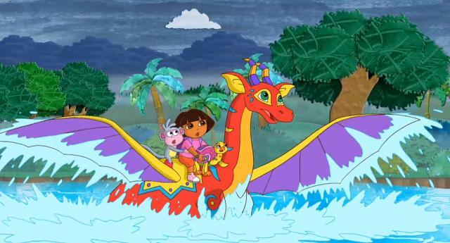 愛探險的朵拉 第八季第17集【Dora的拯救動物大冒險】 線上看