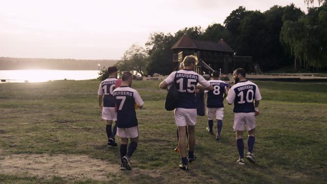 彩虹橄欖球劇照 2
