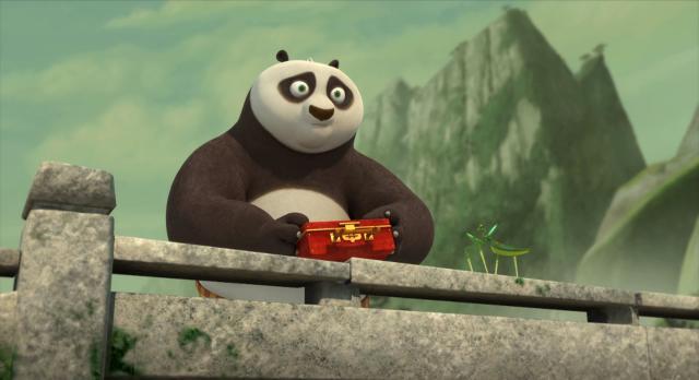功夫熊貓之至尊傳奇 第二季第2集【癱瘓的快螳螂】 線上看
