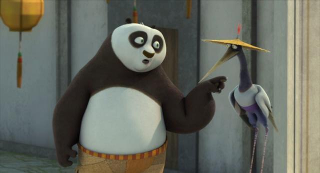 功夫熊貓之至尊傳奇 第二季第4集【驚弓之鶴】 線上看
