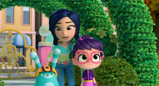 小艾比與毛毛寶 第一季第3集【飛飛公主的花車】 線上看