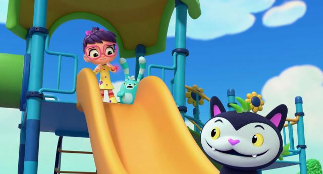 小艾比與毛毛寶 第一季第14集【在公園玩耍】 線上看