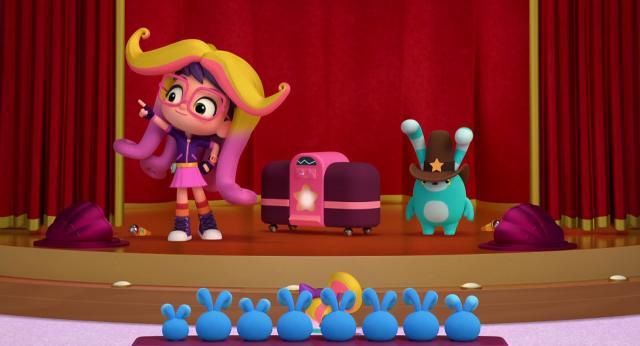 小艾比與毛毛寶 第一季第22集【音階吱吱寶藍調】 線上看