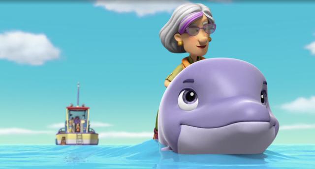 汪汪隊立大功 第五季第11集【海洋巡邏隊:拯救狄莉奶奶、生氣的大象】 線上看