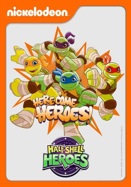 小小忍者龜:奇幻時空之旅線上看