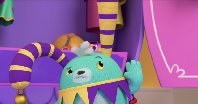 小艾比與毛毛寶 第一季第33集【毛毛寶童話】 線上看