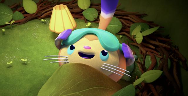 小艾比與毛毛寶 第一季第43集【喜愛小窩的花栗鼠 】 線上看