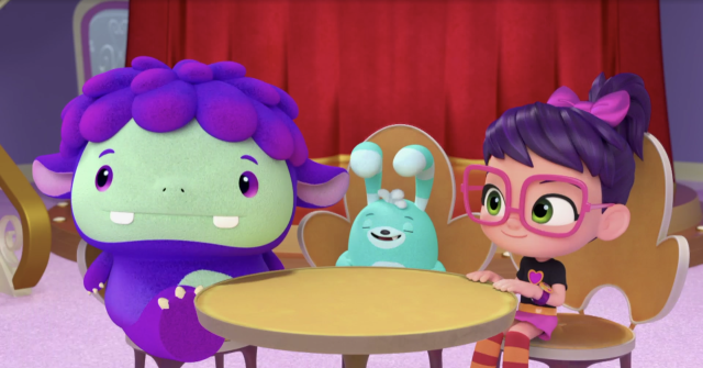 小艾比與毛毛寶 第一季第47集【古朗波變形記】 線上看