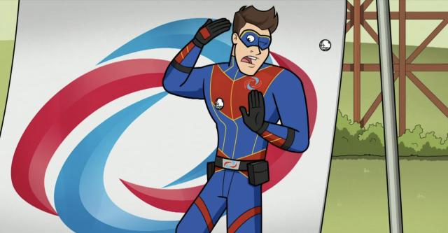 超能小子冒險記 第一季第3集【德州香腸 】、【影音風波】 線上看