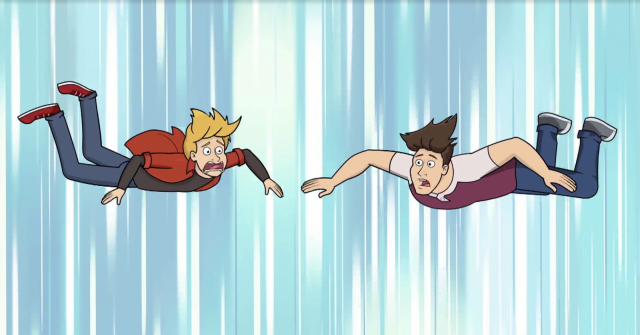 超能小子冒險記 第一季第10集【瘋狂蠟像】、【失敗作】 線上看