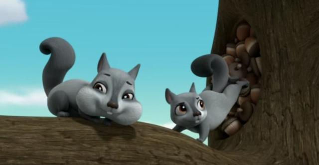 汪汪隊立大功 第六季 全集第16集【松鼠的橡實子】、【狗狗拯救小袋鼠】 線上看