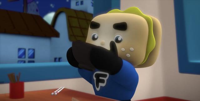 Food超人 第一季 台語版第4集【美麗的野菇】 線上看