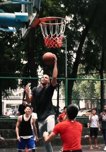 廣州街頭籃球線上看