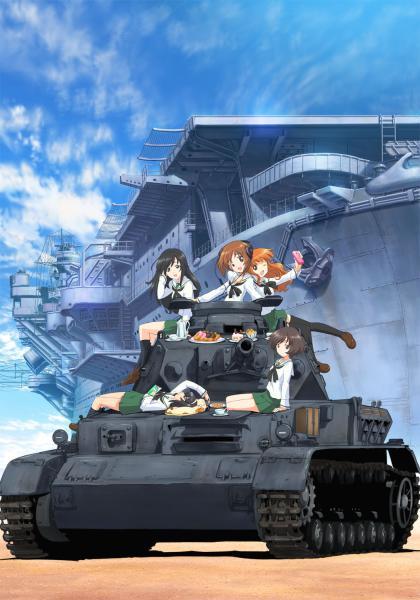 少女與戰車 OVA線上看