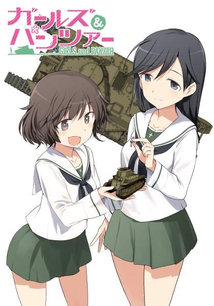 少女與戰車 全集線上看