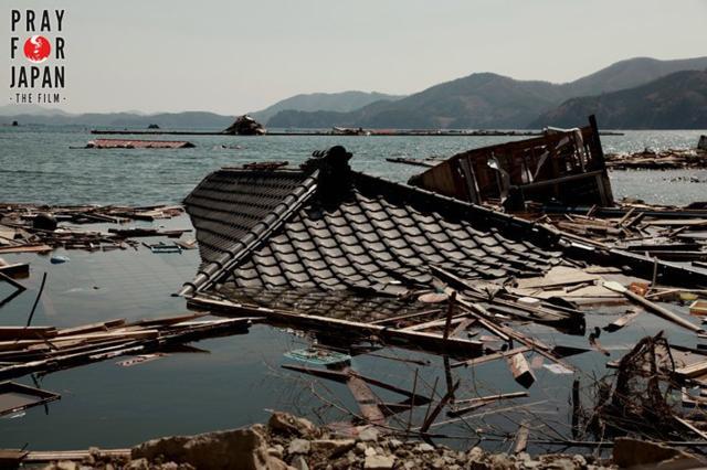 日本祈禱311災後重建劇照 1