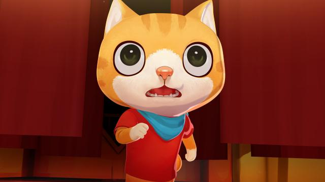 小貓巴克里預告片 01