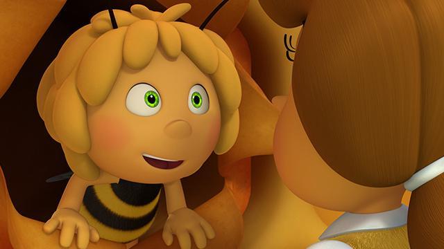 瑪雅蜜蜂大冒險:蟲蟲歷險預告片 01