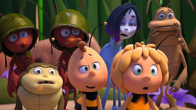 瑪雅蜜蜂大冒險:蜜糖危機預告片 01